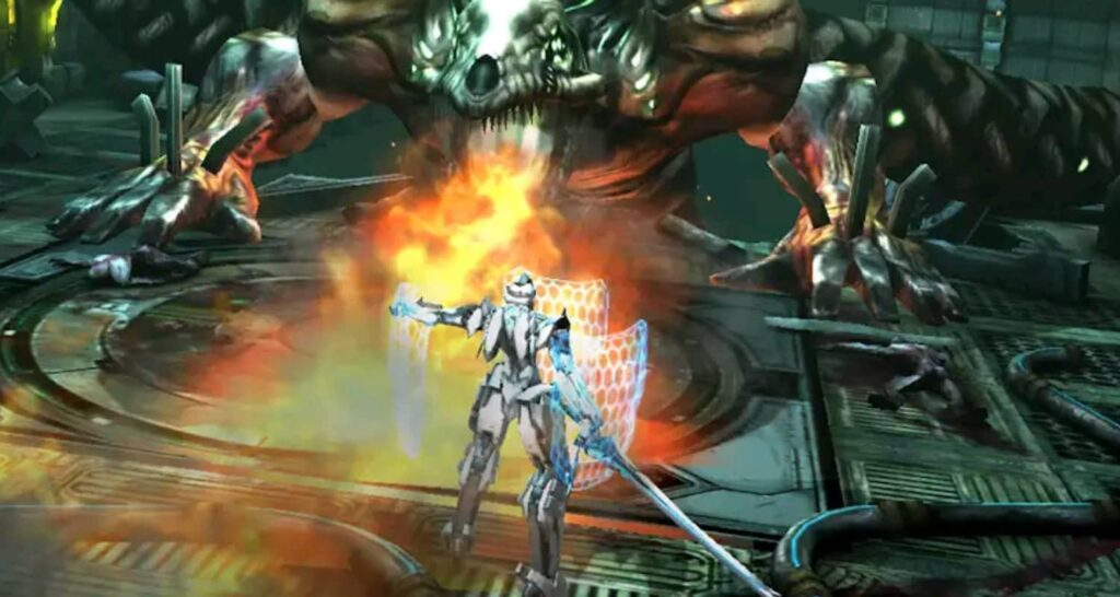 Implosion compatible con Gamepad